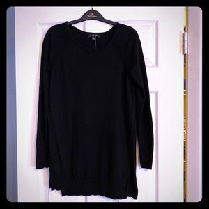 BOGO Black wool blend Ann Taylor Sweater small